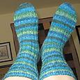 Trekking Sock Pattern