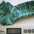 Socks knit on the Circular Sock Knitter Legare 47